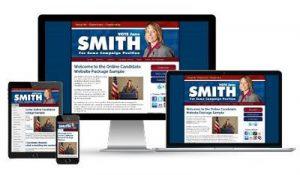 State Campaign Website Design